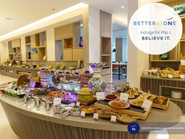 Novotel Food Exchange Manila