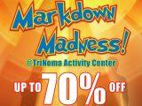Markdown Madness at Trinoma – October 2016