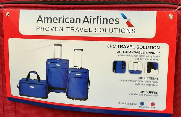 SnR American Airlines Luggage