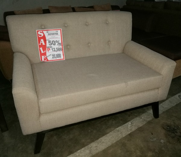 Hfo 2 Seater Sofa