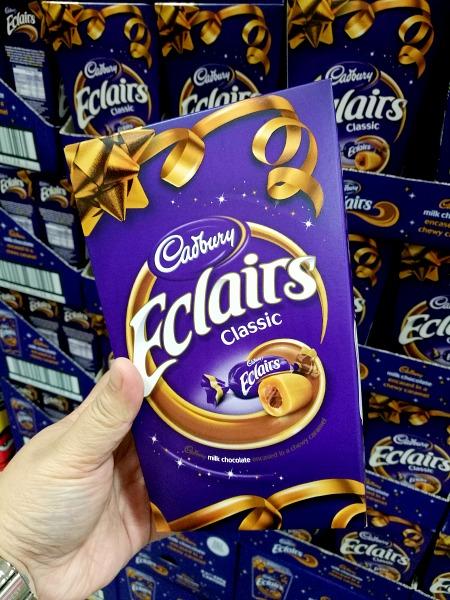 SnR Cadbury Eclairs