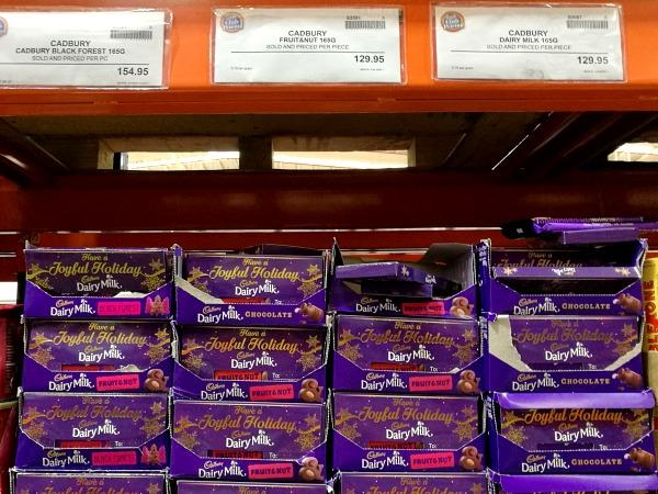 SnR Cadbury Milk Chocolate