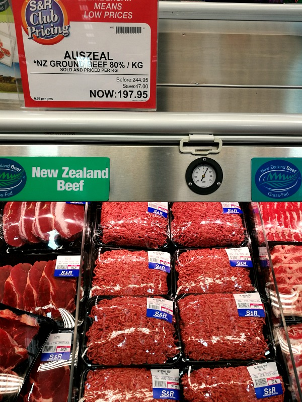 SnR New Zealand Beef