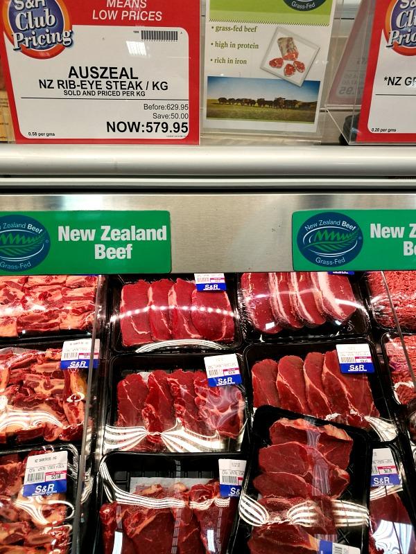 SnR New Zealand Ribeye Steak