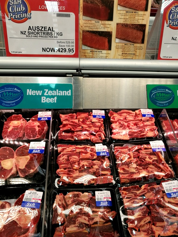 SnR New Zealand Short Ribs
