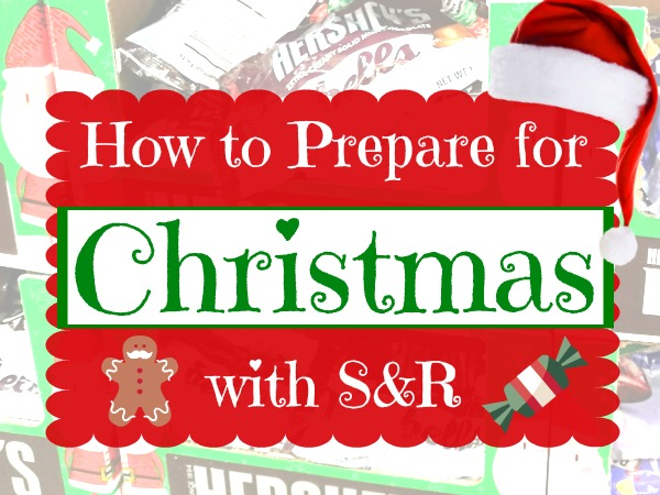 How to Prepare for Christmas with SnR