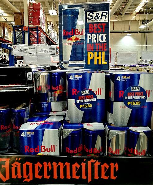 SnR Red Bull