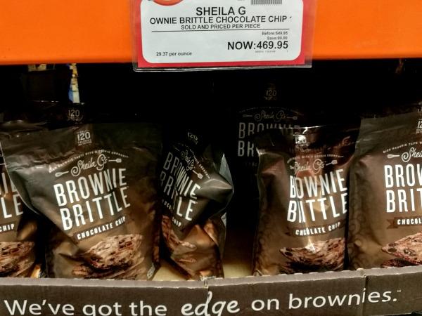 SnR Brownie Brittle Sheila G