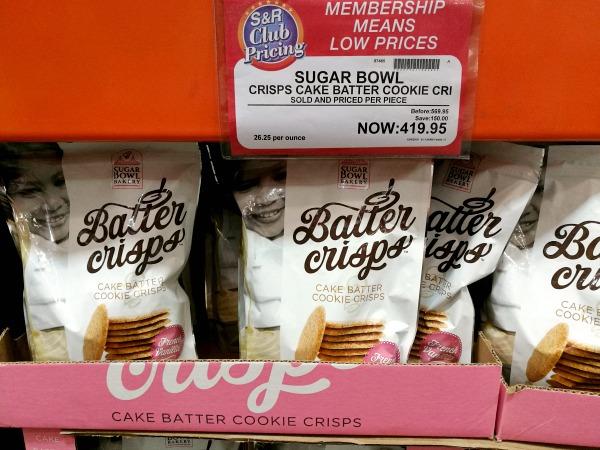 SnR Sugar Bowl Batter Crisps