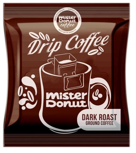 Drip Coffee Mister Donut