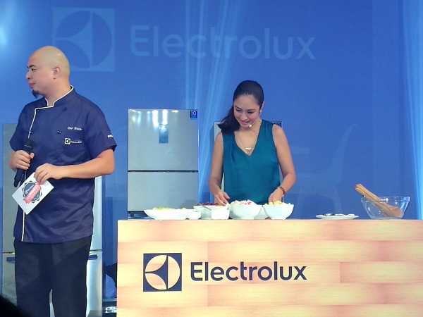 Electrolux Nutrifresh Launch Kelly Misa Bruce Lim