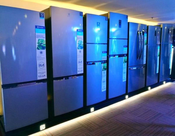Electrolux Nutrifresh Inverter Refrigerators