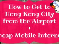 How to Get to Hong Kong City Thumbnail