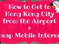 How to Get to Hong Kong City Thumbnail