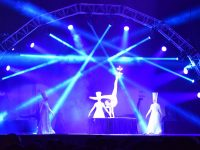 Le Grand Cirque Araneta Acrobat