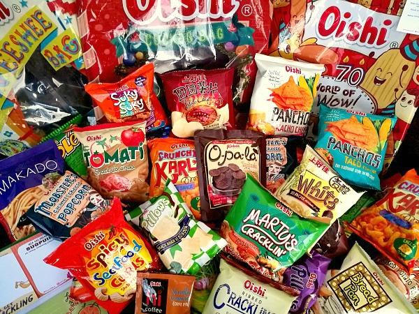 Oishi World of O, Wow! Bags