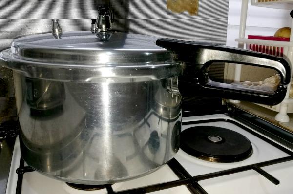 Pressure Cooker Penne Arrabiata