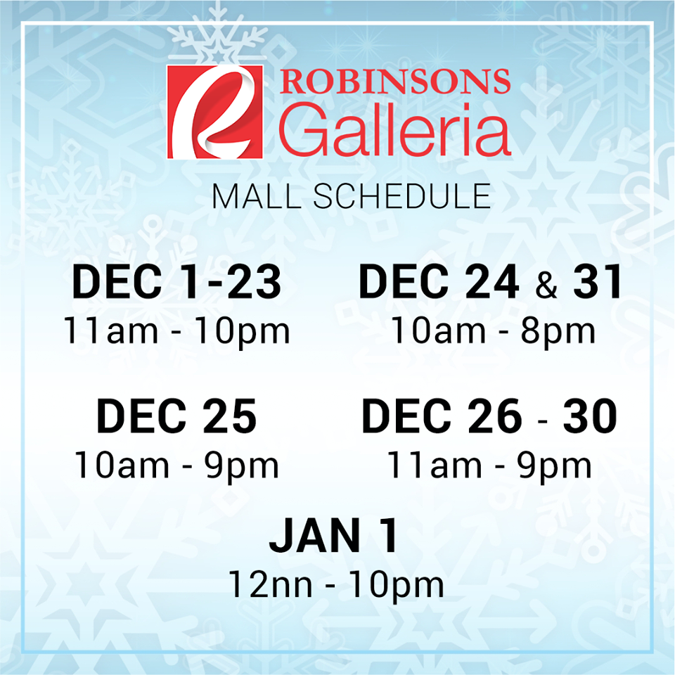 robisons-galleria-mall-hours-2016