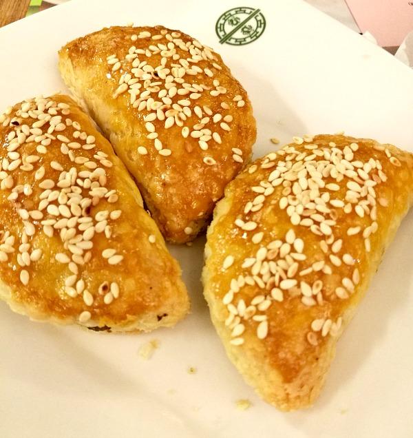 Tim Ho Wan BBQ Baked Bun