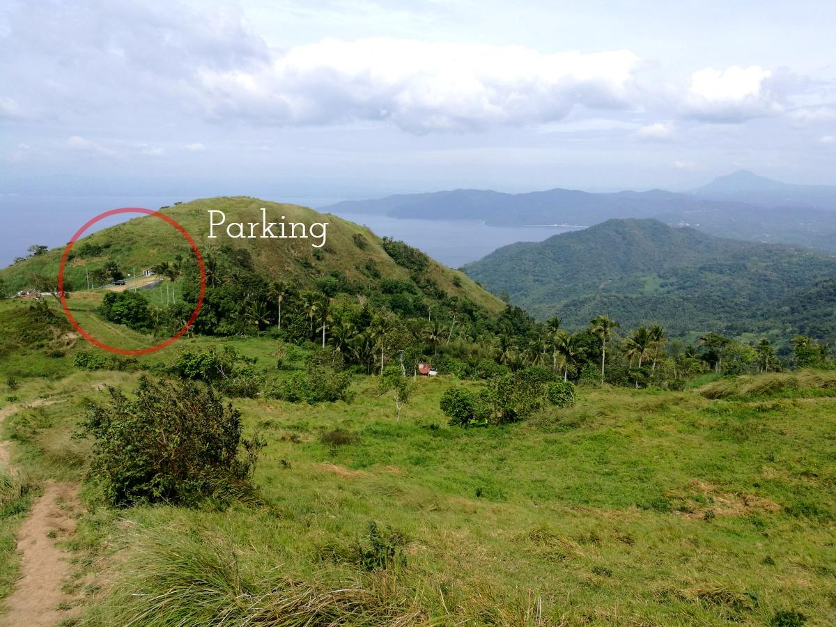 Gulugod Baboy Parking