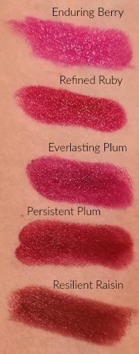 L'Oreal Infallible 10H Lipsticks