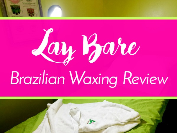 Lay Bare Brazilian Wax Review