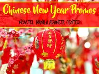 Novotel Chinese New Year 2017 Promos