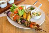 Kos Greek Ouzeri – Affordable Greek Favorites at UP Town Center