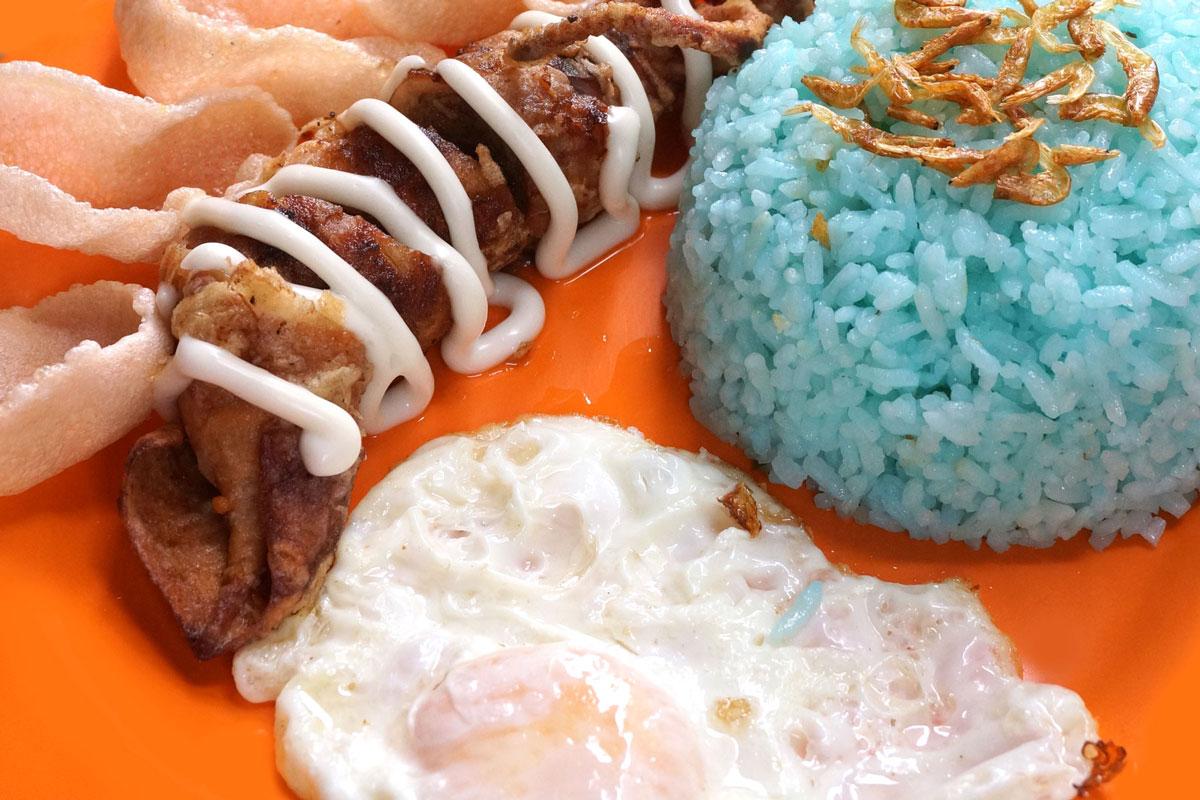 MG Marina Grill Howlongganisa Squid Breakfast