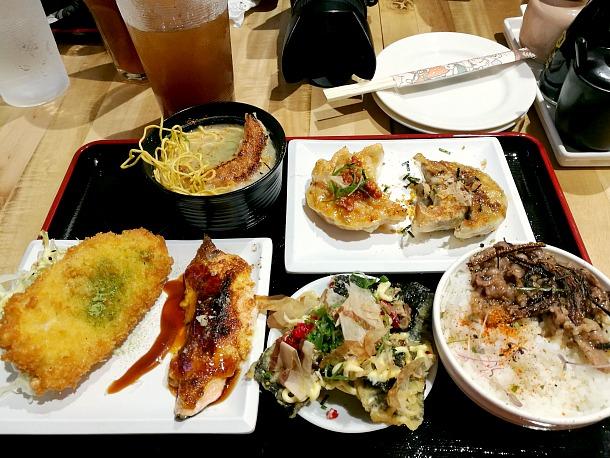 Osaka Ohsho New Dishes 2017