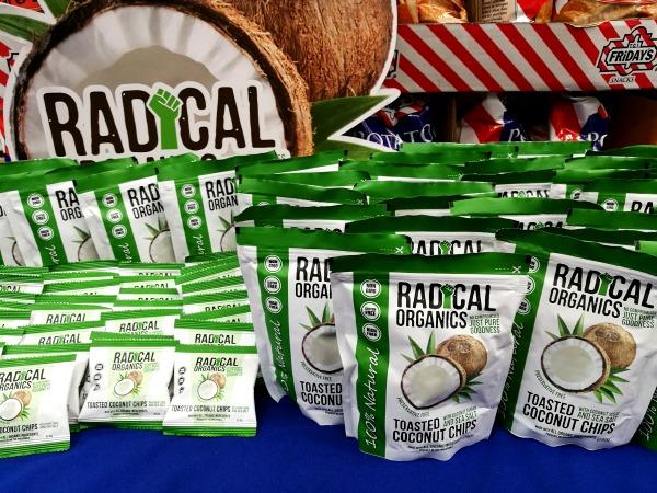 Radical Organics Toasted Coconut Chips
