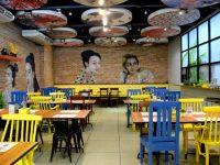 Sasa Asian Cuisine Interiors