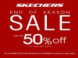 Skechers End-of-Season SALE, February 2017!