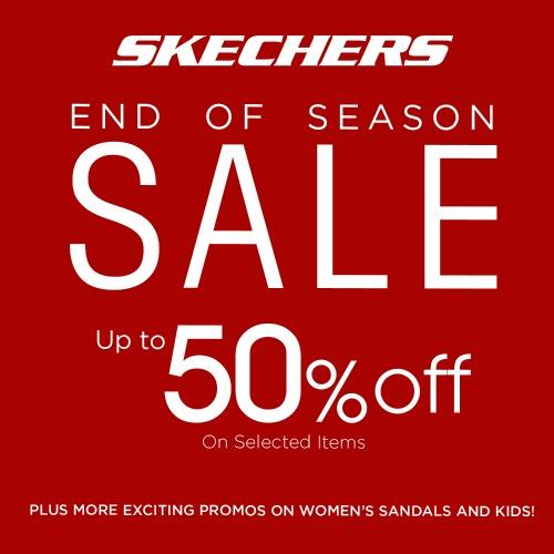Skechers End of Season Sale February 2017