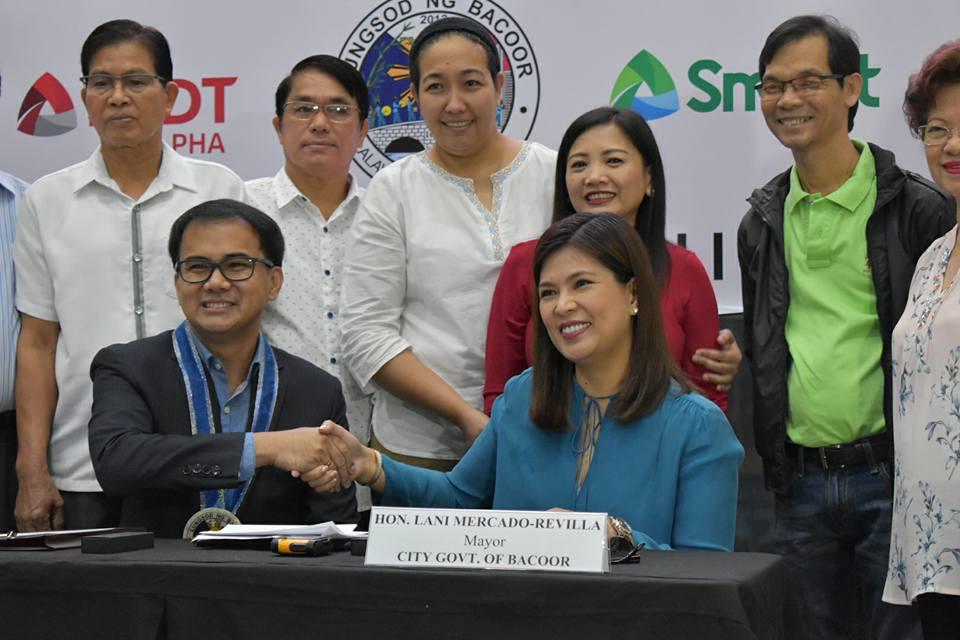 Smart SOS Dispatch PLDT Bacoor Lani Mercado