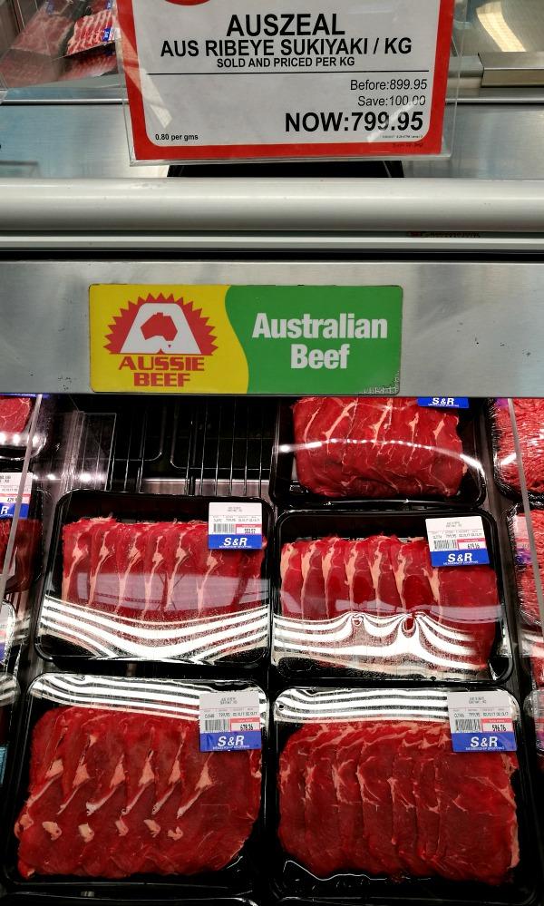SnR Feb 2017 Australian Beef Sukiyaki