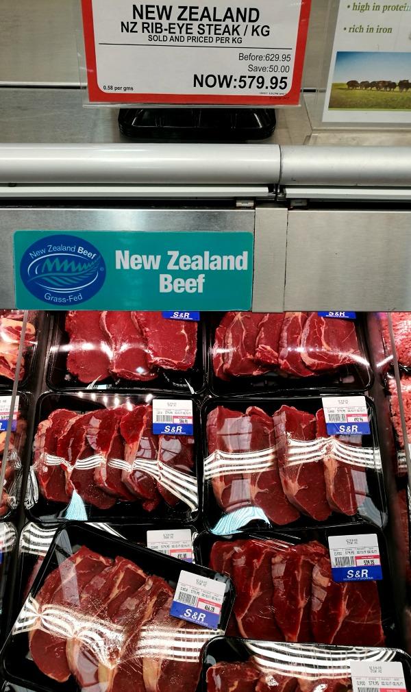 SnR Feb 2017 New Zealand Ribeye Steak