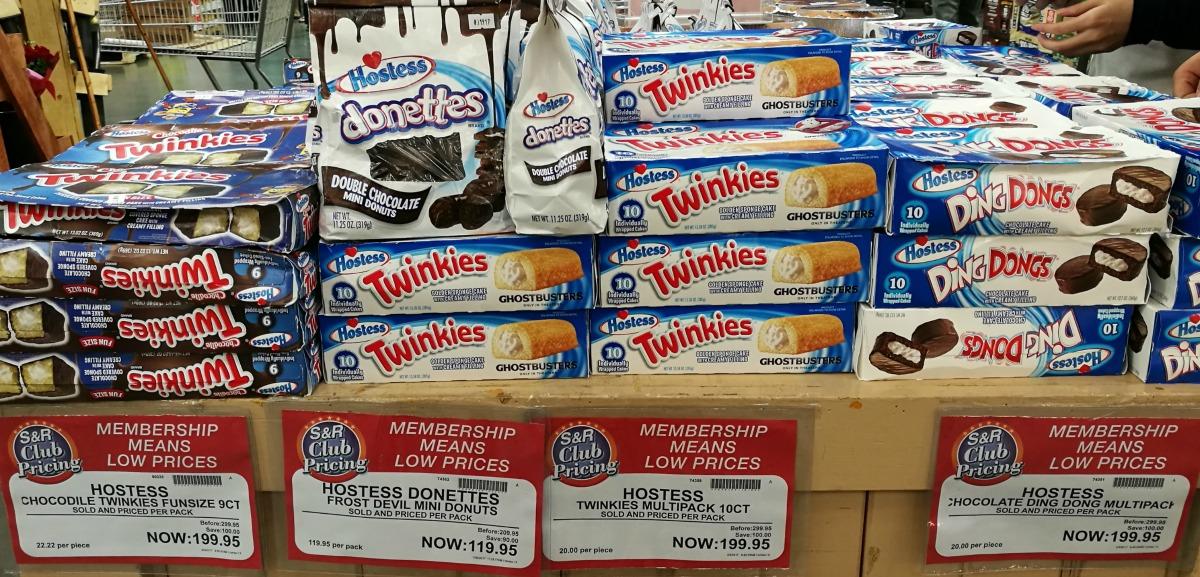 SnR Feb 2017 Twinkies