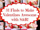 Make Valentine's Awesome with S&R's Latest Promos!