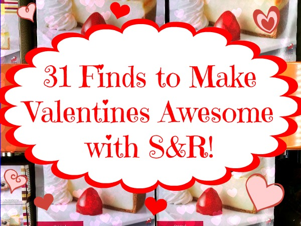 31 Finds to Make Valentine's Awesome with S&R