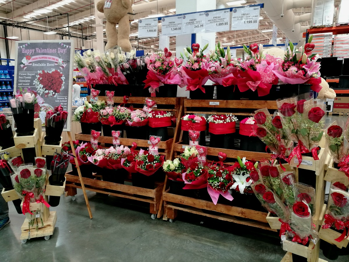 SnR Valentine's Flowers