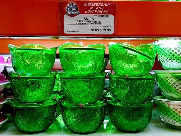 Snips Salad Keeper