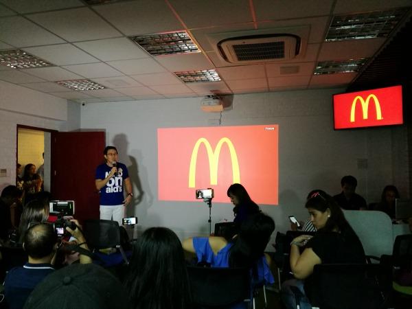 McDonald's National Breakfast 2017 Media Kenneth Yang