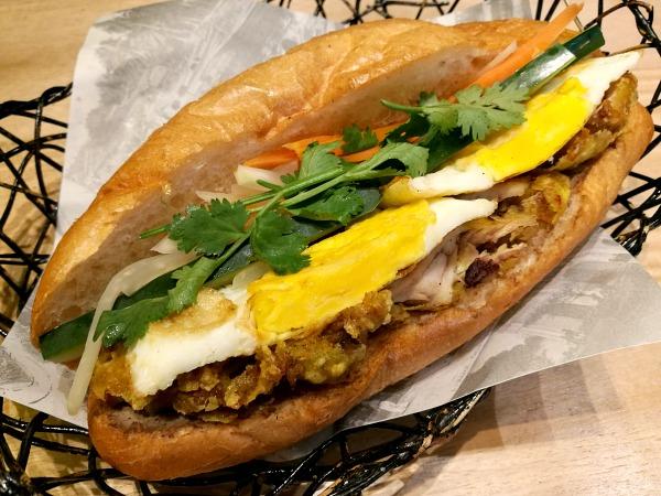 Annam Chicken Banh Mi