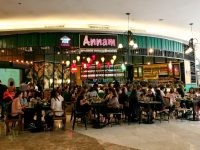 Annam Noodle Bar Exteriors Resorts World Manila