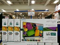 S&R Members Treat 2017 LED TV Buy 1 Take 1