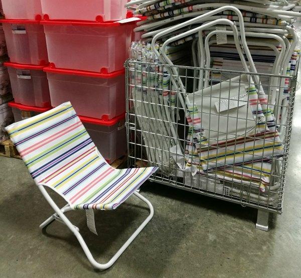 S&R Members Treat 2017 Beach Chair