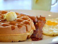 Dennys PH Belgian Waffle Slam