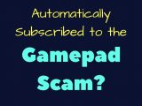 Scam Alert: GAMEPAD SCAM + How to Stop It