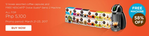 Lazada 5th Birthday Dolce Gusto Featured Image 2
